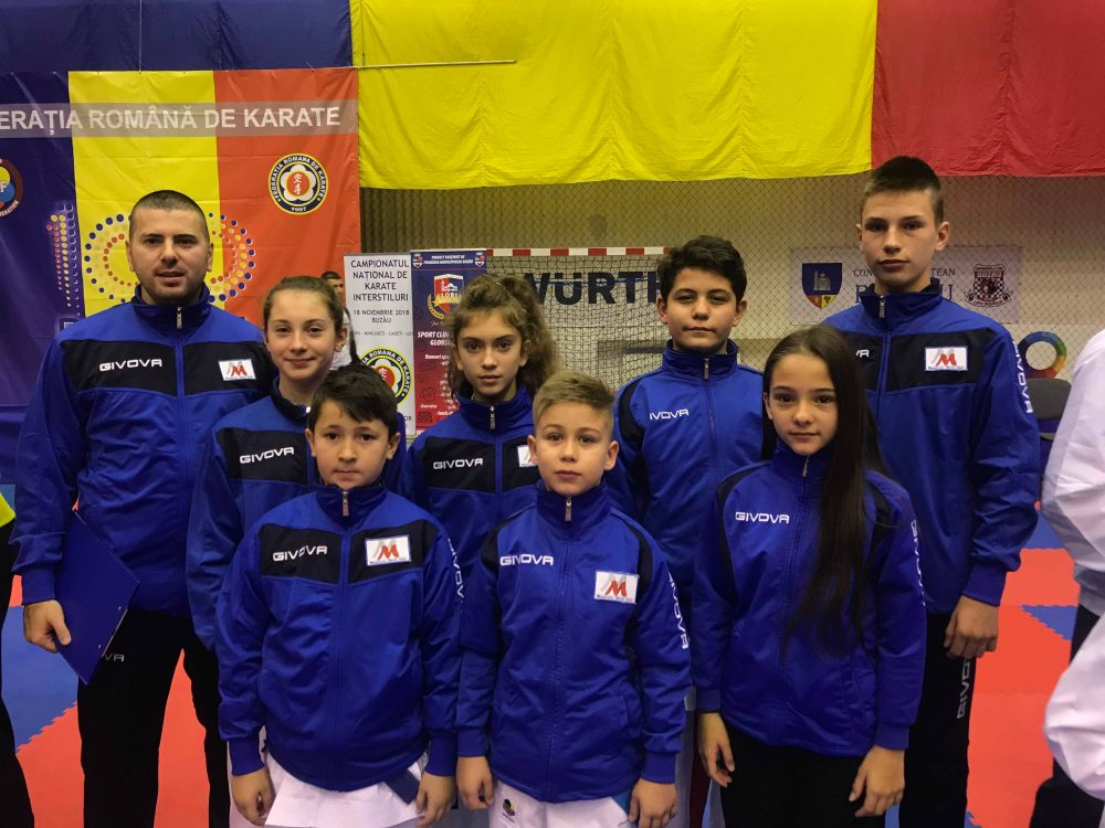 CAMPIONATUL NATIONAL DE KARATE INTERSTILURI